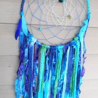 Cosmic Dreams - Boho Woven Dreamcatcher