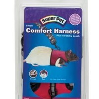 Small Animal Harness w/ Leash - Small