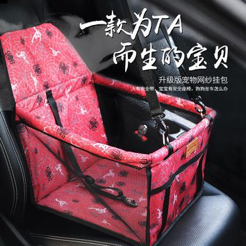 Car Seat Bag Carriers For Small Animals