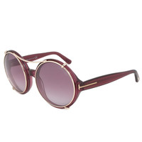 Tom Ford womens sunglasses Juliet FT0369 69A