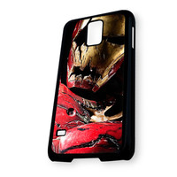 Zombie Iron Man Samsung Galaxy S5 Case