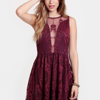 Lulu Embroidered Dress by For Love & Lemons