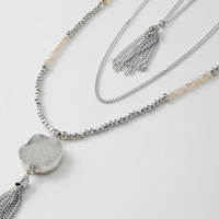 Womens Multi-Layer Necklace | Womens Accessories | Abercrombie.com