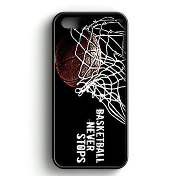 Basketball new iPhone 4s iPhone 5s iPhone 5c iPhone SE iPhone 6|6s iPhone 6|6s Plus Case
