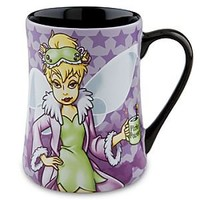 Mornings Tinker Bell Mug | Disney Store
