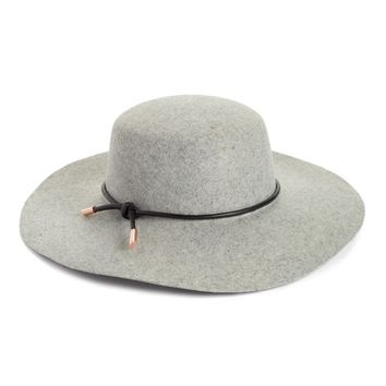 Ted Baker London Rope Trim Wool Felt Hat | Nordstrom