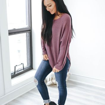 Love Remains Sweater