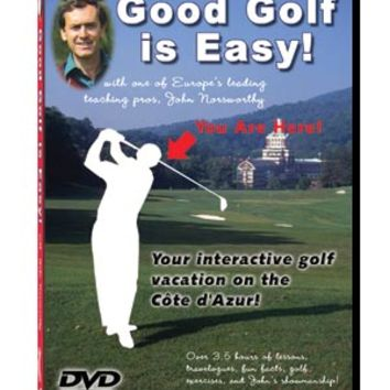 Good Golf is Easy DVD