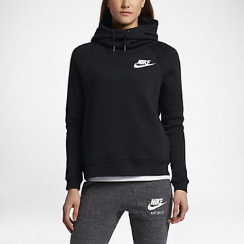 NIKE SPORTSWEAR RALLY FUNNEL NECK