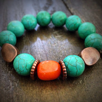 Southwest Spirit Bracelet from The Earth Collection