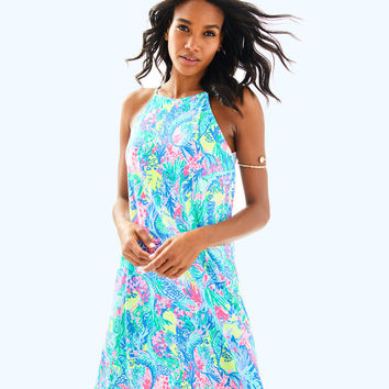 Margot Swing Dress | 26659-multimermaidscove | Lilly Pulitzer