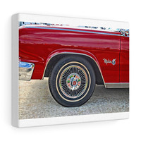 1965 AMC Marlin Muscle Car Hotrod Canvas Gallery Wraps