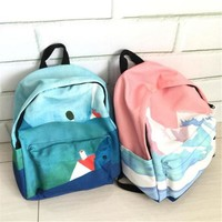 Backpacks Rucksacks Casual Four School
