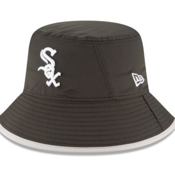 Chicago White Sox MLB18 Clubhouse Bucket Hat By New Era