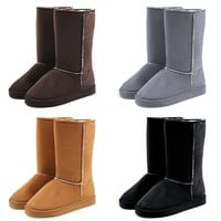 Winter Size US 7-9 Fashion 4 Color Womens Lady Warm Classic Snow Boots Shoes = 1946743684