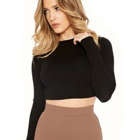 The NW Crop - Tops - Womens Nakedwardrobe