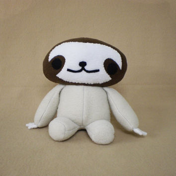 Sloth Plush Toy  Stuffed Animal