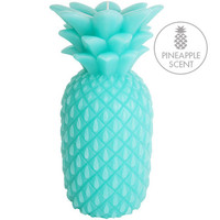 Sunnylife - Pineapple Candle Large - Turquoise