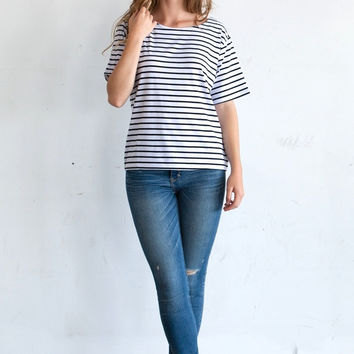 Alani Striped Tee