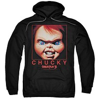 Childs Play - Chucky Squared Adult Pull Over Hoodie