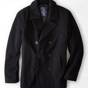 AEO Double Breasted Pea Coat