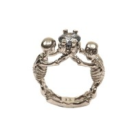 Women Ring - Women Jewelry on ALEXANDER MCQUEEN Online Store