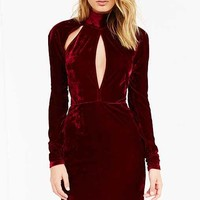 Oh My Love Great Pretender Velvet Dress