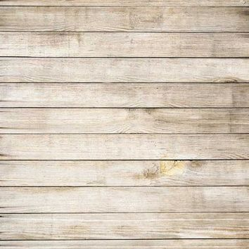 BEACH TAN WOOD TITANIUM CLOTH BACKDROP - 5x6 - LCTC634 - LAST CALL