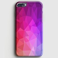 Geometric Colorful Pattern iPhone 8 Plus Case | casescraft