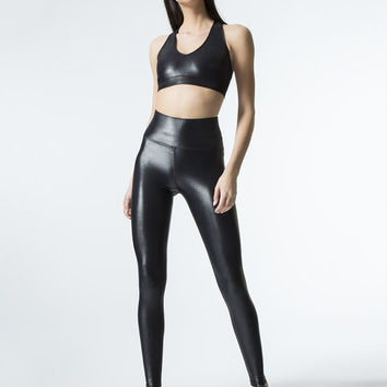 High Waisted Takara Leggings in Black