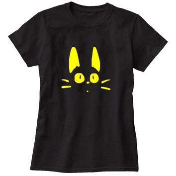 Hot T-shirts- for Women  Totoro Cartoon Harajuku Funny  Product Punk Tops & Tees Basic Vintage Cotton  Female T-shirts