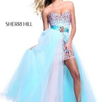 Sherri Hill 21023 Prom Dress guaranteed in stock