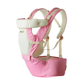 Toddler Backpack class Multifunctional 0-36M infant toddler ergonomic baby carrier sling backpack bag gear with hip seat wrap newborn Waist Stool Belt AT_50_3
