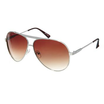 Jeepers Peepers Sol Mirror Aviator Sunglasses