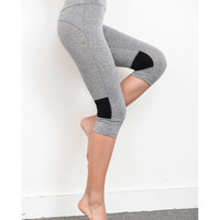 2016 Trending Fashion Casual Slim Slim Sport Suit Fitness Sportswear Stretch Exercise Yoga  Slim Skinny Legging Pants _ 10431