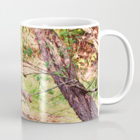 Autumn At Hickory Ridge Pond Coffee Mug by Theresa Campbell D'August Art