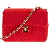 Chanel Vintage Quilted Shoulder Bag From Rewind Vintage Affairs