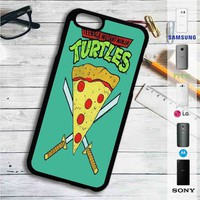 Teenage Mutant Ninja Turtles Pizza iPhone 4/4S 5 S/C/SE 6/6S Plus 7| Samsung Galaxy S4 S5 S6 S7 NOTE 3 4 5| LG G2 G3 G4| MOTOROLA MOTO X X2 NEXUS 6| SONY Z3 Z4 MINI| HTC ONE X M7 M8 M9 M8 MINI CASE