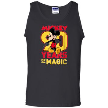 Disney Mickey Mouse 90 years of Magic  Tank Top