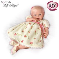 So Truly Soft Silique Lily Rose Baby Doll