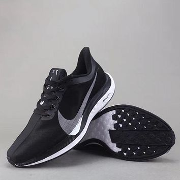 ... Black Neon  incredible prices 29552 c8efb Trendsetter Nike Air Zoom  Pegasus 35 Turbo Women Men Fashion Casual Sneakers ... 36a91d618
