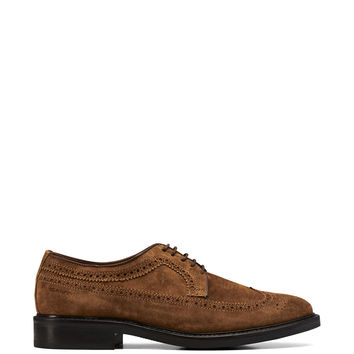 Albert Wing Tip Shoes