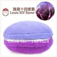 Aliexpress.com : Buy Purple French macaron cushion dessert cookie pillow food cushion home decor gifts from Reliable gift suppliers on life decoration | Alibaba Group