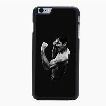 manny pacquiao dark boxing legend For iPhone 6 Plus iPhone 6 Case