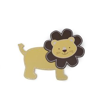 Koala Baby Wooden Nursery Lion Wall Decor