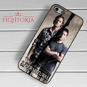 Supernatural Dean And Sam -edd for iPhone 4/4S/5/5S/5C/6/6+,samsung S3/S4/S5/S6 Regular/S6 Edge,samsung note 3/4