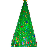 8 Ft Light Up Christmas Tree Inflatable - Spirithalloween.com