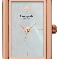 kate spade new york 'bowtie' bangle watch, 17mm x 27mm | Nordstrom