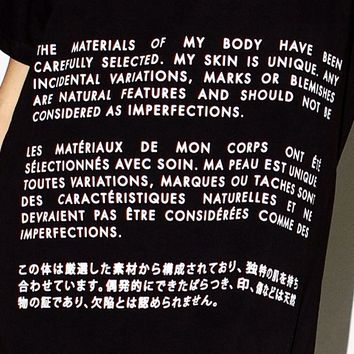 ASTHETIQUES (ASTHÉTIQUES - PERFECTION TEE.)