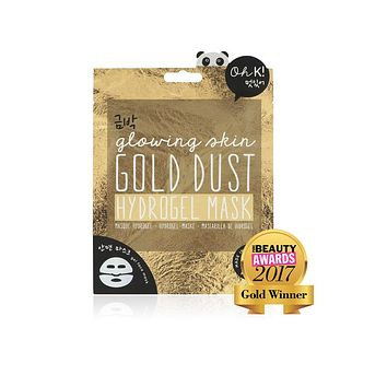 Oh K! Gold Dust Hydrogel Mask Deal